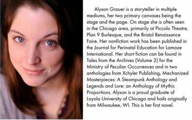 Alyson bio