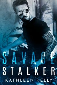 SAVAGE STALKER KATHLEEN KELLY B&N EBOOK COVER