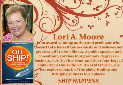 Author Bio Banner-Lori A. Moore